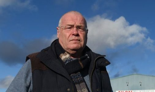 Angus Council leader David Fairweather has condemned the vandals.