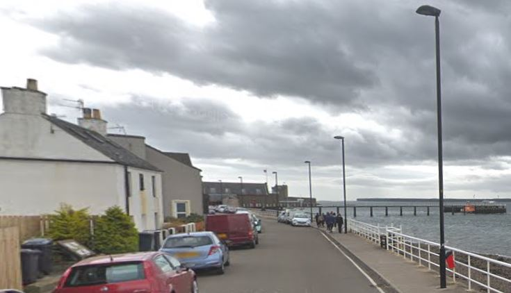 Part of Fisher Street in Broughty Ferry. (Library image).