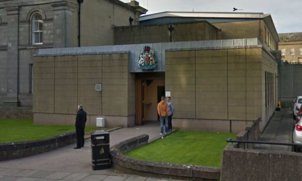 The entrance to the Justice of the Peace Court in West Bell Street. (Stock image)