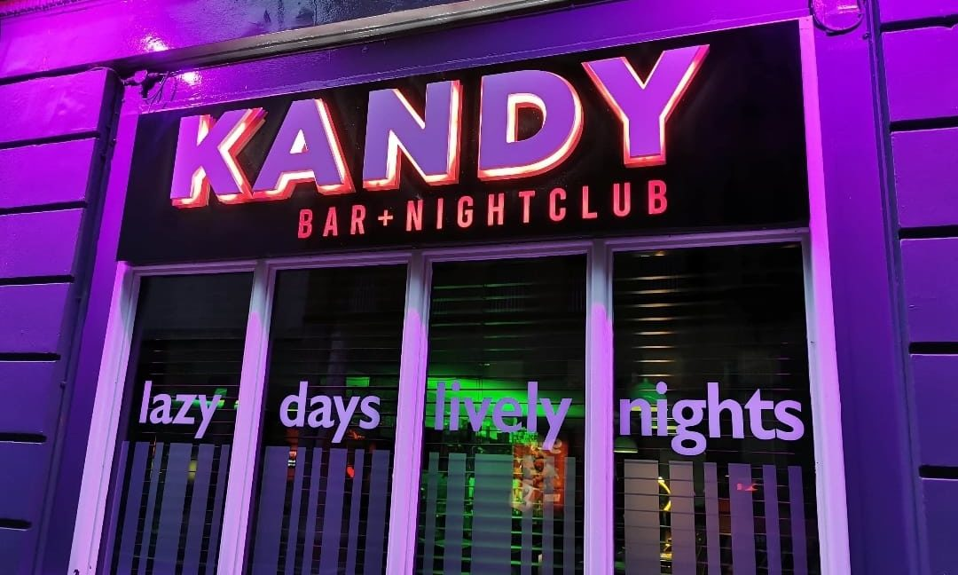 Kandy Bar in Seagate, Dundee. (Library image).