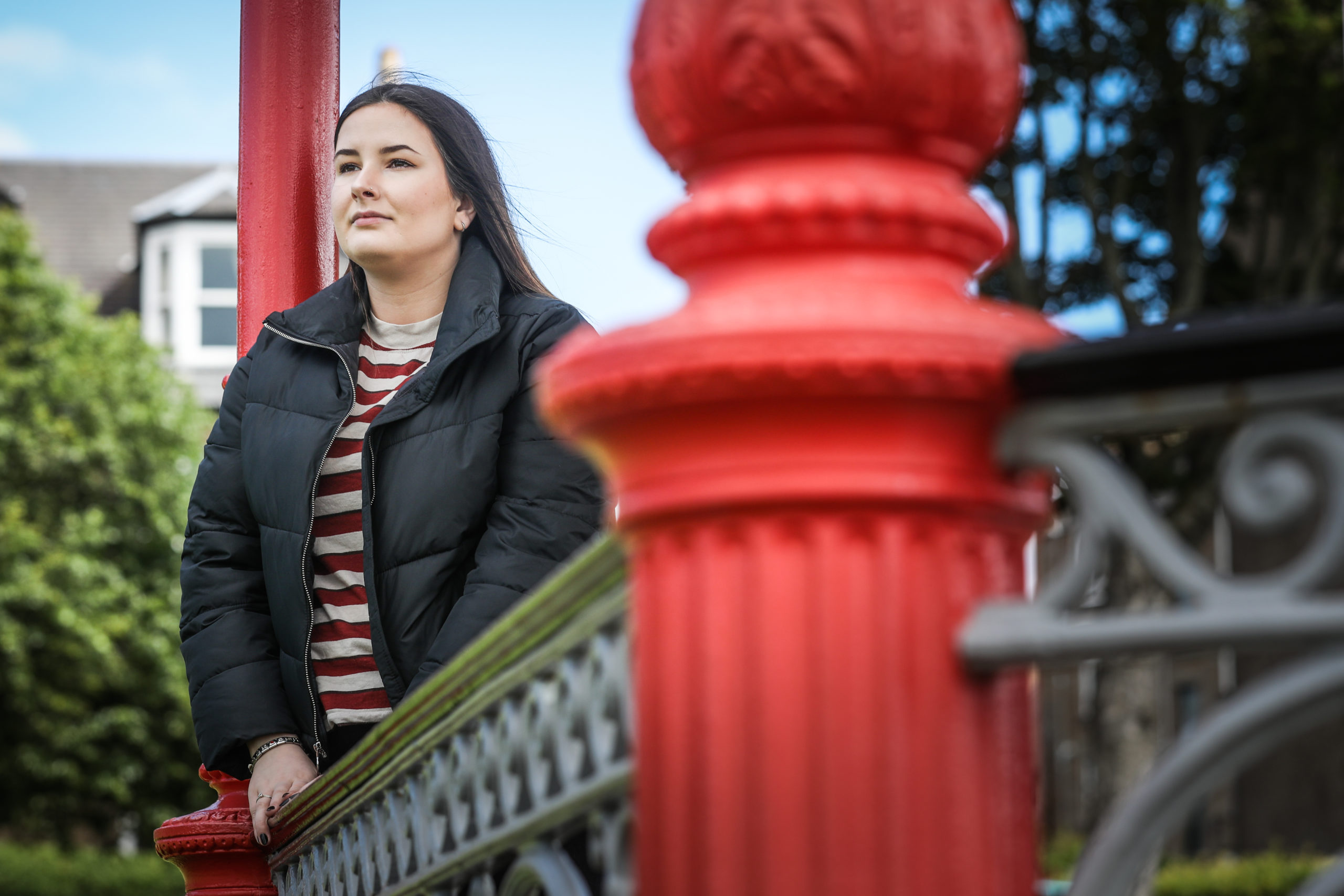 Stephanie Carney is a mental health campaigner after losing her friend Conor to suicide two years ago.