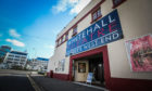 The Whitehall Theatre, Bellfield St, Dundee.