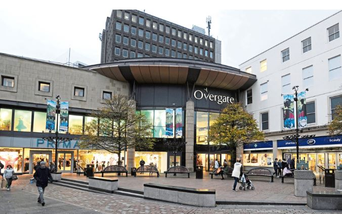 The Overgate Centre. (Library image).