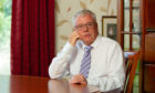 Robert Funai, a retired depute head at Brechin High.