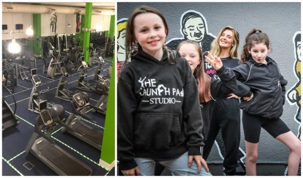Gyms, swimming pools and sports courts were given the green light to reopen on August 31 by Nicola Sturgeon last Thursday.