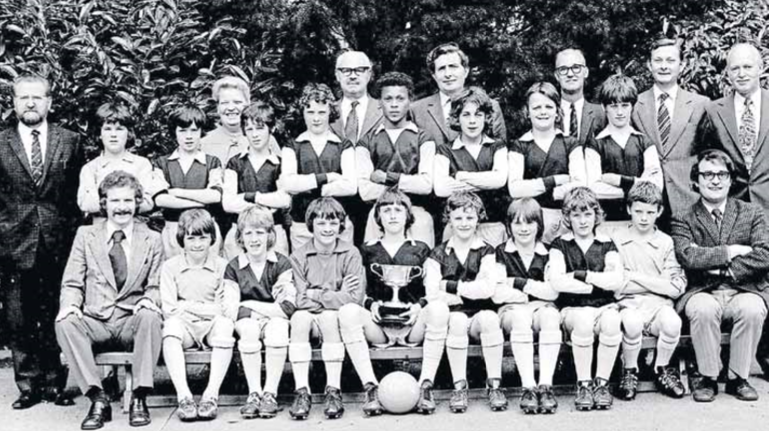 An old Dundee Primary Schools Select photo.