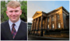 Euan Taylor admitted the charges at Dundee Sheriff Court.