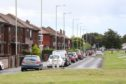 Glenconnor Drive, where the incident took place. (Picture: Gareth Jennings/ DCT Media)
