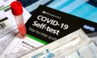 Demand for coronavirus tests for children increased significantly when schools reopened.