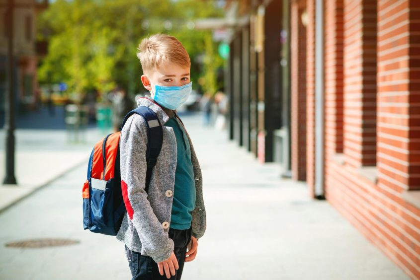 "Concerns have been raised that new obligatory guidance on the wearing of face coverings in schools could lead to deaf pupils becoming ""socially isolated."""