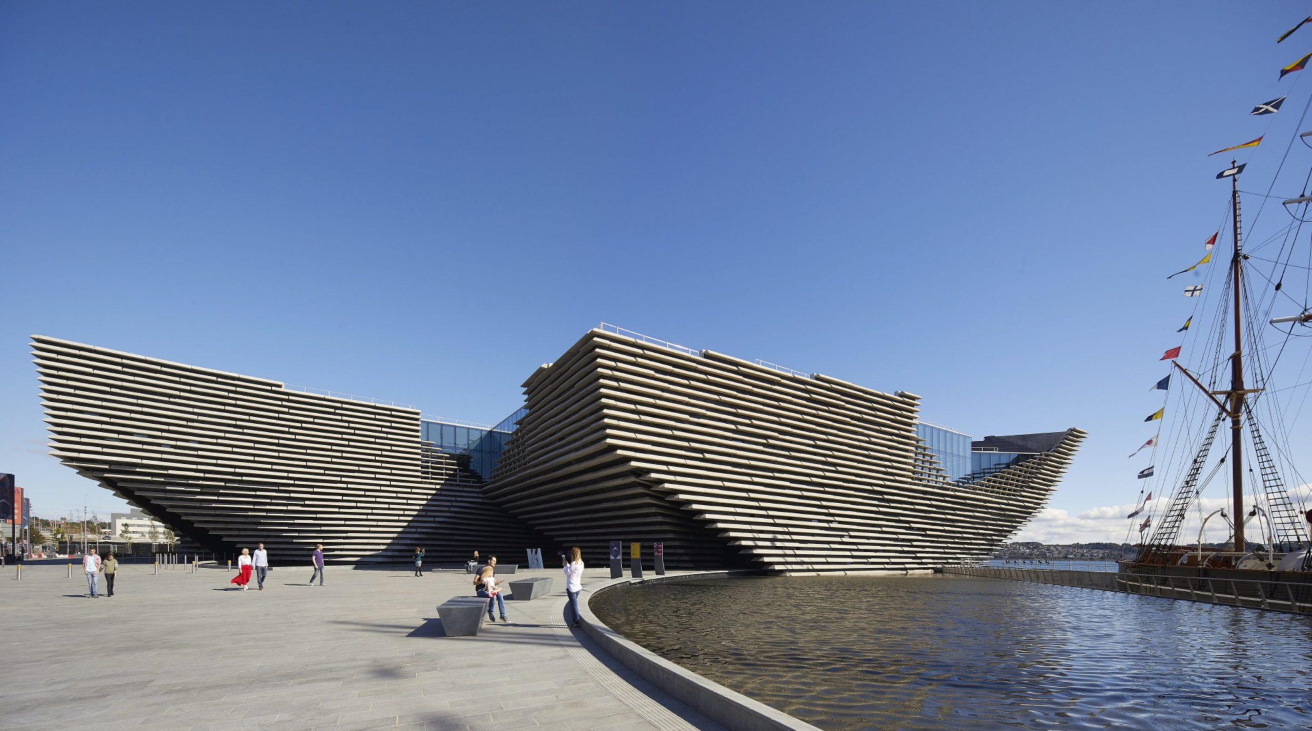 V&A Dundee who are leading the Cultural Recovery Fund fundraising campaign.