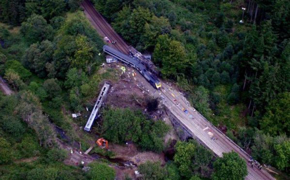 A huge emergency response was sent to the tragic crash.