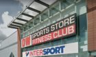 The DW Sports store in the Gallagher Retail Park.