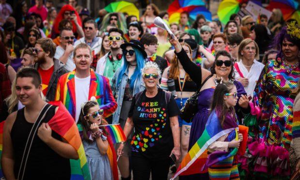 Pride March, 2019.