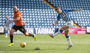 LEE WILKIE: Kilmarnock thumping confirms Micky Mellon's Dundee United require a Plan B or C…and why I'd love to see Charlie Adam at Dundee