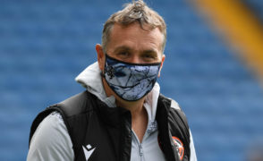 Dundee United boss Micky Mellon calls for national action plan to help clubs survive coronavirus crisis