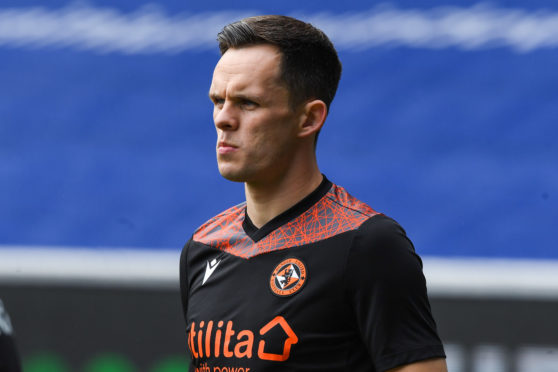 Lawrence Shankland is desperate to bounce back from injury.
