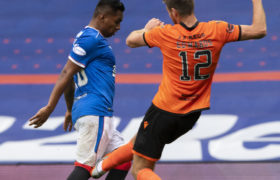Dundee United defender Ryan Edwards tells his side of Alfredo Morelos story and insists he never intended to hurt Rangers striker