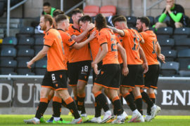 ANALYSIS: Only thing Dundee United striker Lawrence Shankland's superb goal lacked was roar of crowd