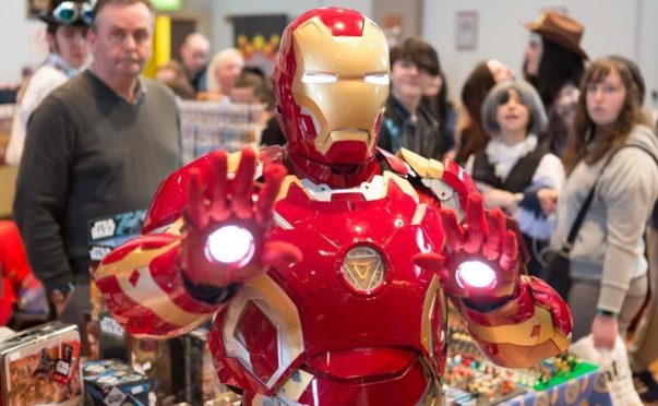 The first ever comic con is coming to Perth