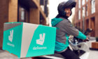 Deliveroo (stock image)