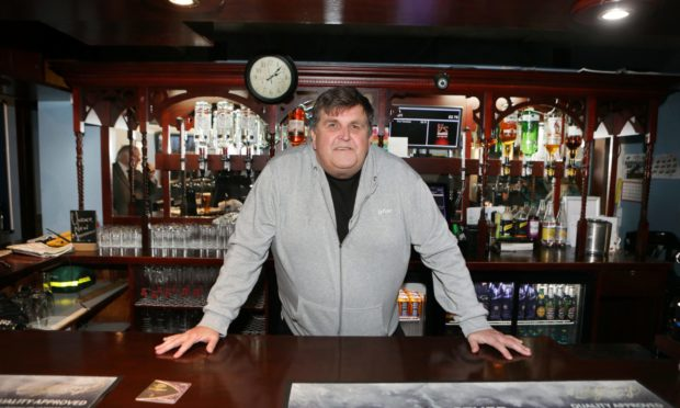 "Wayne O'Hare, of the Bowbridge Bar, has called the latest restrictions ""lunacy""."