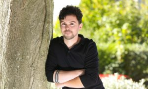 Jamie Stewart has discussed his battle with bipolar disorder. Photograph by Gareth Jennings/DCT Media.