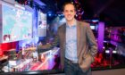 Jud Hannigan, CEO of Allied Esports, pictured at the HyperX Esports Arena in Las Vegas.