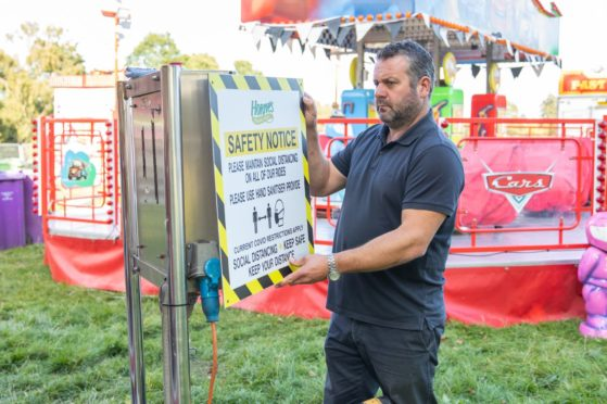 Hornes Carnival was forced to cancel both events after licensing chiefs decided it was too risky due to Covid-19