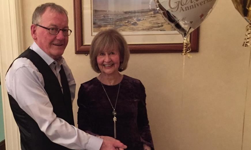 'I can't recommend the centre highly enough' - Wife of Dundee pensioner living with dementia shares story as part of World Alzheimer's Day - Evening Telegraph