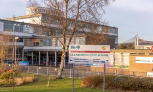 Glenrothes High School.