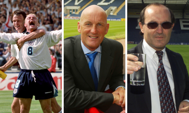 Duffy has lifted the lid on Gazza pursuit and working under Di Stefano.