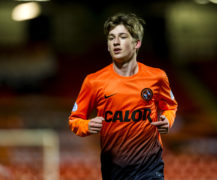 Former Dundee United star Ryan Gauld says Tannadice would be his preferred destination if he ever decided to return to Scotland