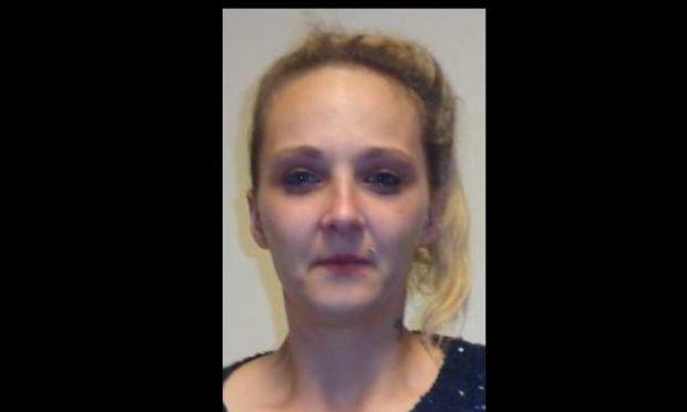 Roxanna Winton. Photo courtesy of Police Scotland.