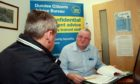 Dundee Citizens Advice Bureau will be able to help those struggling with fuel debt. (Library image).