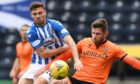 Dundee United midfield man Calum Butcher missed the St Johnstone clash on Saturday.