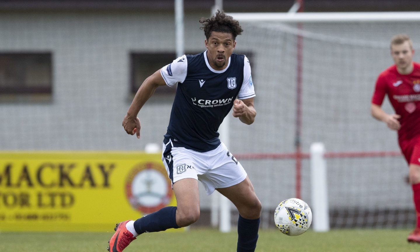 Dundee injuries: Osman Sow could return to face Raith Rovers as James McPake delivers update on Alex Jakubiak