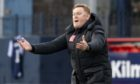 Morton manager David Hopkin.