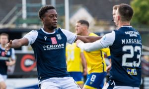 GEORGE CRAN: Dundee players needed to show their mettle and did just that against Morton while Dundee United's form is on a knife-edge