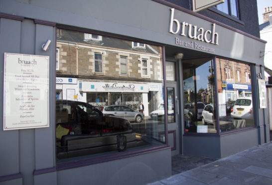 Bruach in Broughty Ferry