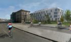 Plans have also been approved for Customs House im Dundee to be converted into flats.