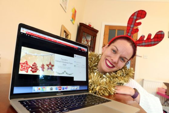 Monika Gostic will be running an online Christmas market