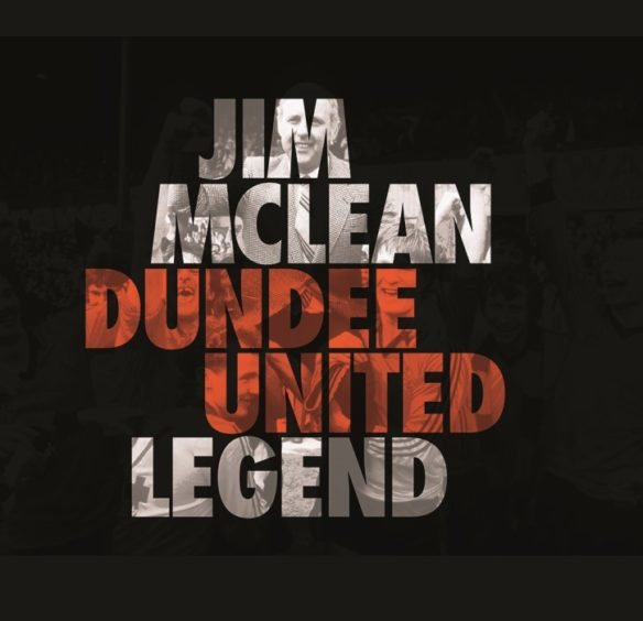 Jim McLean Dundee United Book