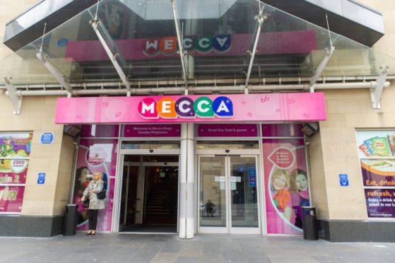The Mecca Bingo in the city centre