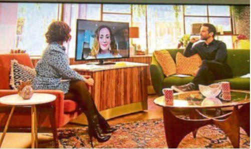 Martell Maxwell on TV