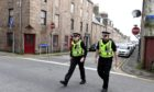 Police have had to break up dozens of house parties in Dundee