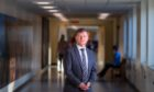 Grant Archibald, chief executive of NHS Tayside