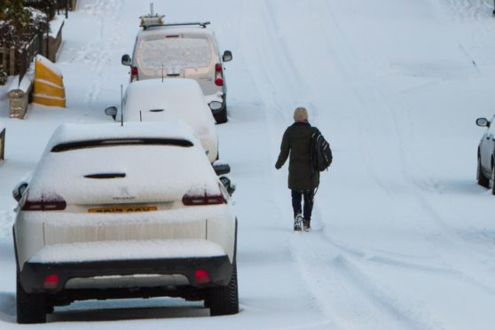 Road workers could be forced to work longer hours this winter