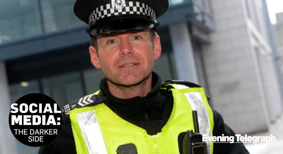 Sargent Gavin Jardine.
