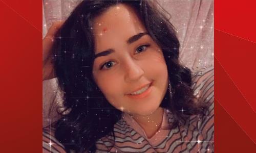 Missing person Lauren Poynter.